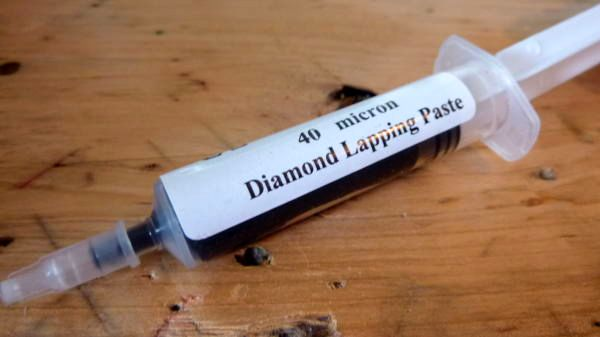 Timanttipasta - 40 mikronia