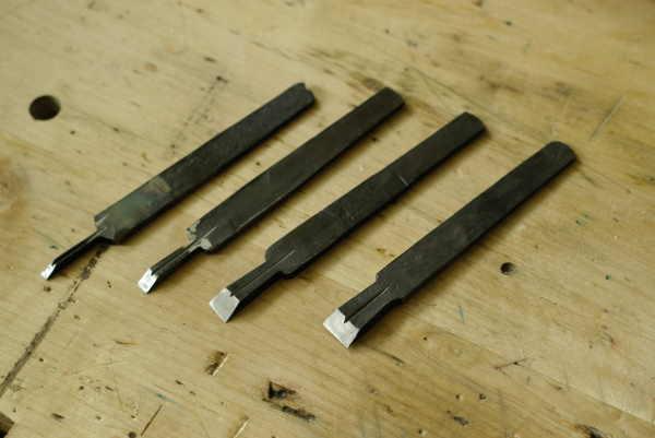 Urahöylän terä - 10mm