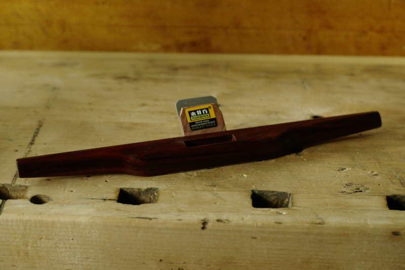 Kavahöylä - ruusupuinen - 265mm
