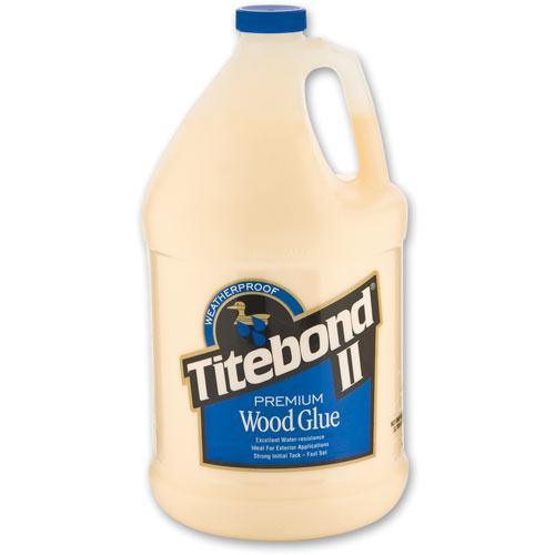 Titebond Premium II - kosteudenkestävä puuliima