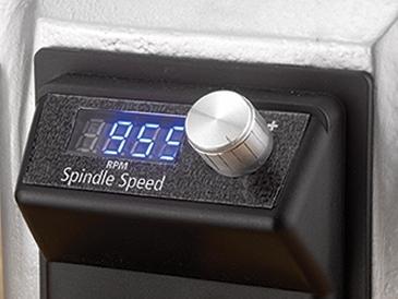 Record - Sorvi - Valurautainen, elektroninen nopeuden säätö, 750W - M33 2MT - DML320