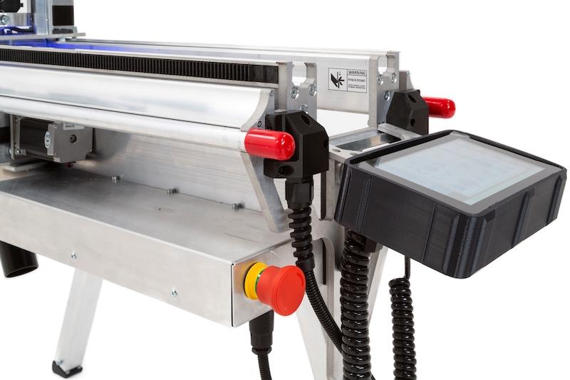 Yeti - SmartBench v1.2 PrecisionPRO - Täyden levyn mobiili CNC-kone + VCarve PRO