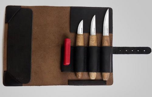 Beavercraft - Sloyd Knives Carving Set