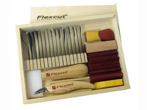 Flexcut - veistotalttasarja - 20kpl