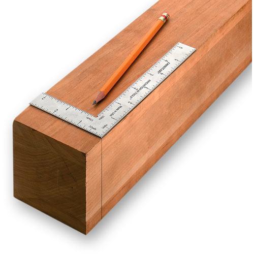 Veritas® Precision Square - tarkkuussuorakulma - metrinen