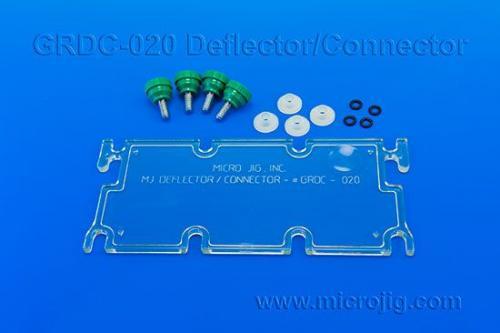 Micro Jig - Lastusuoja / Yhdistäjä