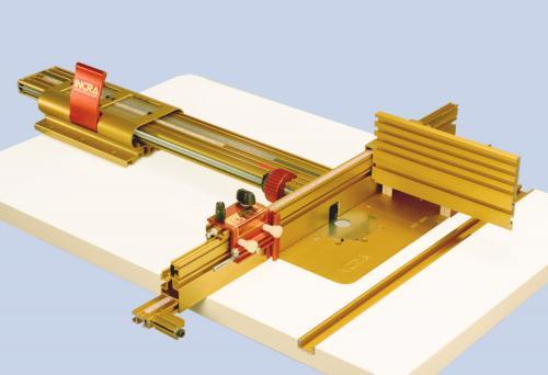 INCRA - LS Range Standard System - METRINEN