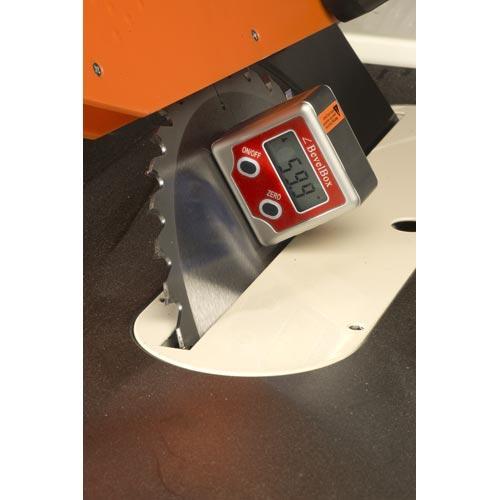 GemRed Digitaalinen kulmamittari - kulmaboksi magneeteilla