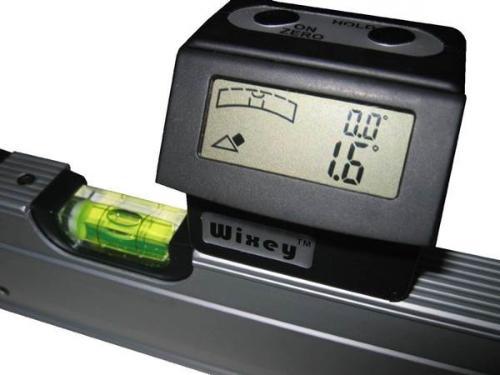Wixey Digitaalinen kulmamitta vatupassitoiminnolla - WR365 - magneeteilla