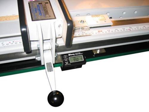 Wixey digitaalinen mitta sirkkeliin / pöytäsahaan - WR700 - 1500mm