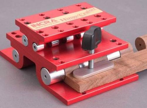 INCRA - Hingecrafter - puusaranan valmistus jigi