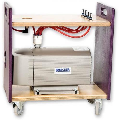 Bagpress Pro16 - Alipainepuristus järjestelmä