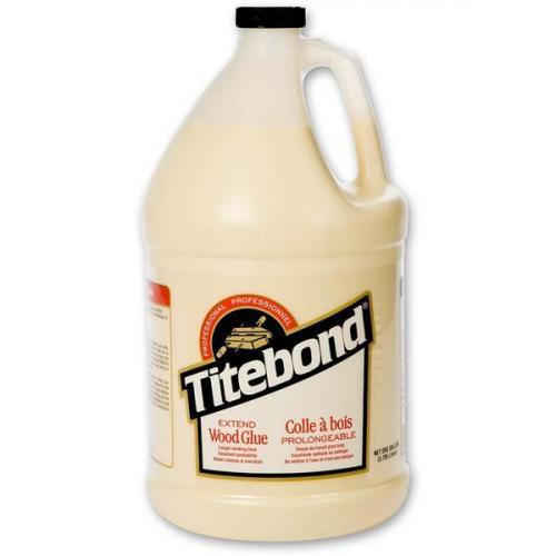 Titebond Extend - 3.8 litr. - (Original pidemmällä työskentelyajalla)