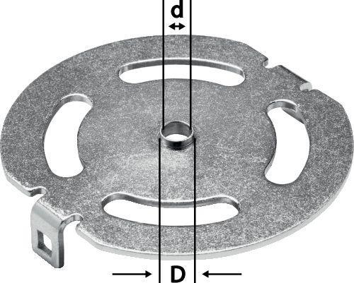 Festool - Kopiointirengas KR-D 8,5/OF 1400