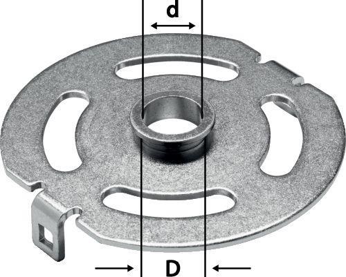 Festool - Kopiointirengas KR-D 17,0/OF 1400