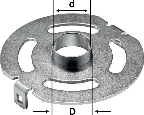 Festool - Kopiointirengas KR-D 24,0/OF 1400