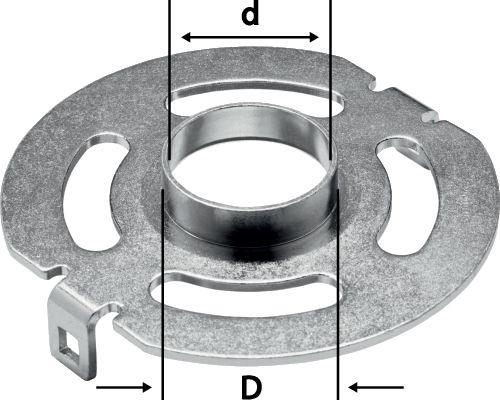 Festool - Kopiointirengas KR-D 30,0/OF 1400