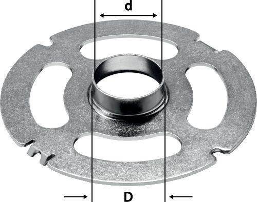 Festool - Kopiointirengas KR-D 30,0/OF 2200