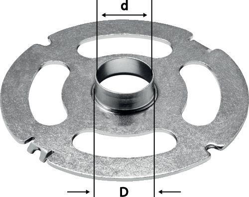 Festool - Kopiointirengas KR-D 25,4/OF 2200
