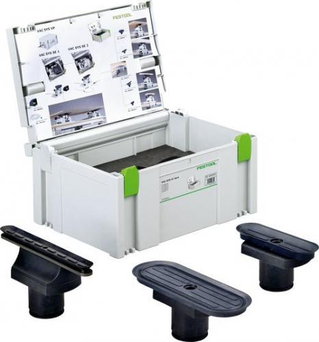 Festool - Lisävarustesarja systainerissa VAC SYS VT Sort