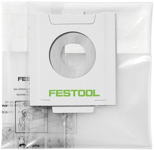 Festool - Jätesäkki ENS-CT 36 AC/5