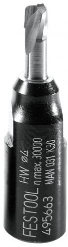 Festool - DOMINO jyrsin D 4-NL 11 HW-DF 500