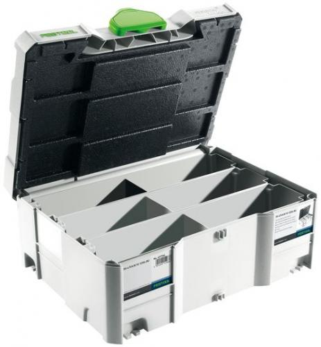 Festool - SYSTAINER T-LOC SORT-SYS 2 TL DOMINO