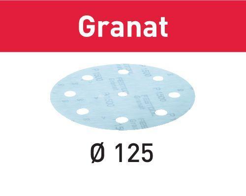 Festool - Hiomapaperi STF D125/8 P800 GR/50
