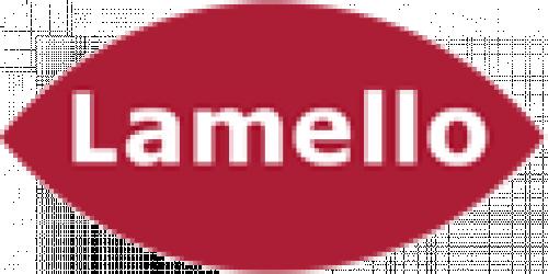 Lamello - Invis puuporanterä, kärjellä Ø 12 mm