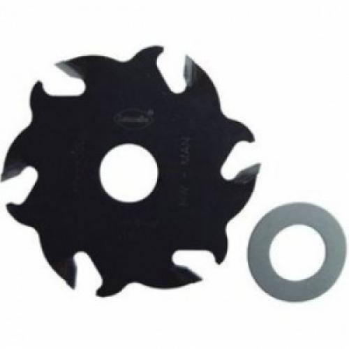 Lamello - HW-urajyrsinterä 100x4x22 mm Z 6 (CLASSIC)