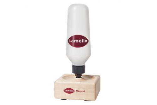 Lamello - Minicol täydellisenä muovisuuttimella