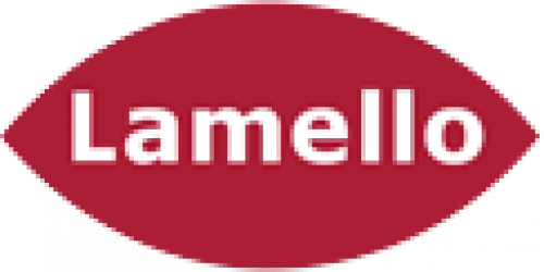 Lamello - Irrotettava etulevy 2 mm muovia kork. 75 mm (Classic X, Top 21, Zeta)