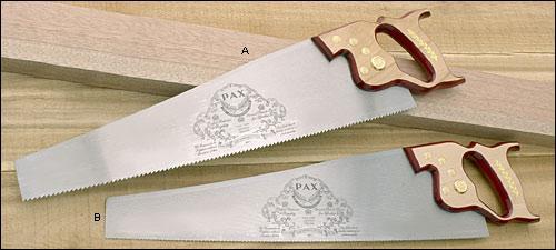 """PAX Handsaw - 20"""" - 8tpi - katkaisusaha - yleis"""