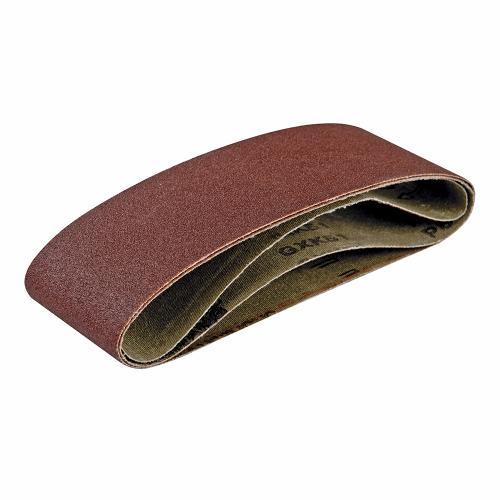 Triton - Aluminium Oxide Sanding Belt P40 5pk - 76mm