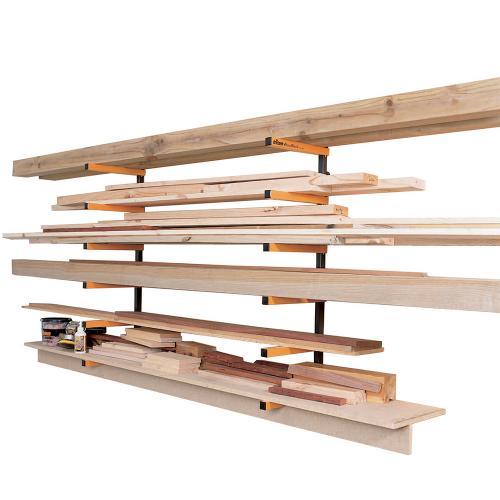 Triton - WoodRack Storage System - WRA001
