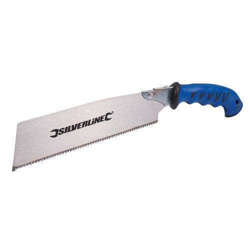 Silverline - Crosscut Pull Saw - 230mm 14tpi