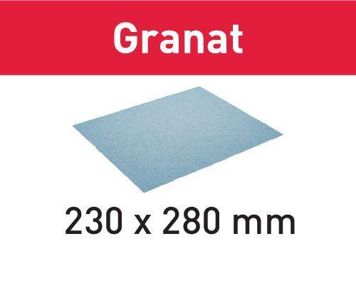 Festool - StickFix-Hiomapaperi 230x280 P180 GR/10