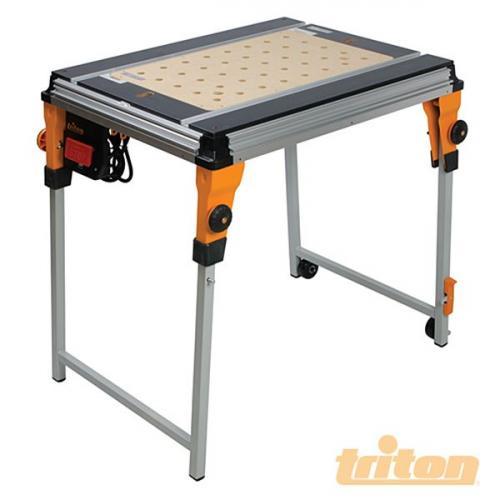 Triton TWX7 työpöytä / monitoimipöytä - perusyksikkö