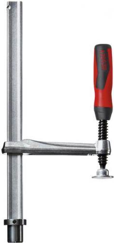 Bessey -  Koneistajan puristin säädettävällä kidalla (Pöytämalli) TWV16 200/150mm (Komposiittikahva)