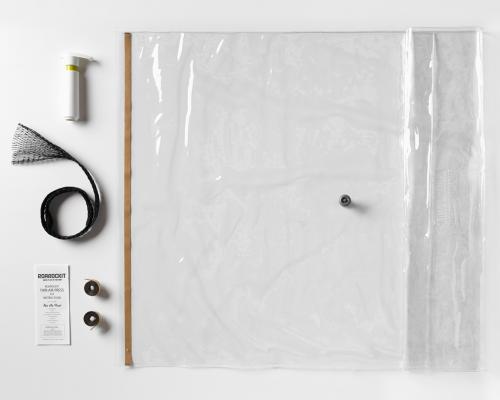 RoaRockit - Thin Air Press Kit TPK36 - 91,5 x 132,1 cm