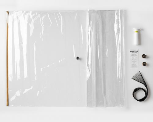 RoaRockit - Thin Air Press Kit TPK40 - 101,6 x 203,2 cm