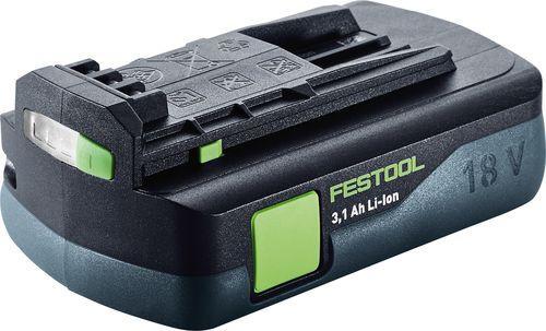 Festool - Akku BP 18 Li 3,1 C