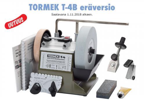 Tormek - T-4 Hiontakone - Bushcraft Edition
