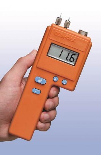 Delmhorst - J-2000/PR/PKG - Moisture meter MC 6-40%, Scandinavian model, incl. 26-ES in deluxe case