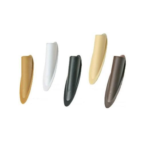 Woodfox - Black Plastic Pocket Hole Plugs (Pk 1000)