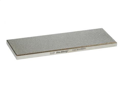 "DMT - 8"" Dia-Sharp® Medium + Extra Fine - Continuous Diamond Bench Stone"