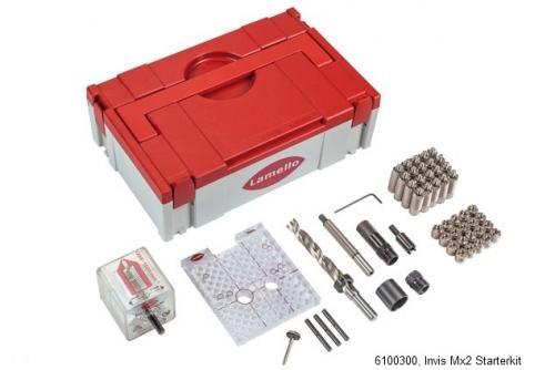Lamello - Invis Mx2 Starter Kit
