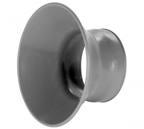 Record - 63mm Poseable Hose Round Nozzle