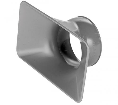 Record - 63mm Poseable Hose Rectangular Nozzle