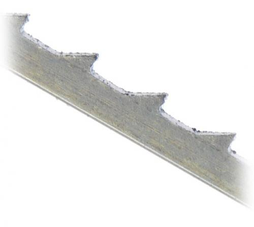 Record - 12 kpl Paketti - Positive Tooth Plain End HSS 16.5 TPI - Konelehtisahan terät